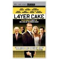 Layer Cake Factory Sealed Umd Sony Psp Movie Playstation Portable
