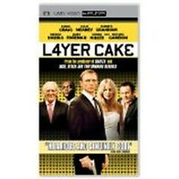 Layer Cake Factory Sealed Umd Sony Psp Movie Playstation Portable