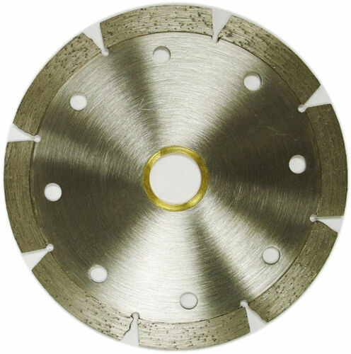 "4/"" Segmented Diamond Saw Blade for Brick Block Concrete Masonry  20mm-5//8/"" Arbor"