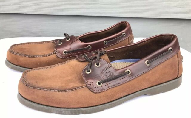 Crocs Swiftwater Suede Leather MOC