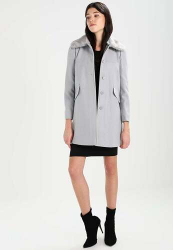 Fourrue New Miss Amovible Trench To Veste 16 Dolly Selfridge 6 Fin Gris xwSBqt