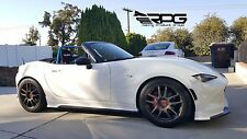 RPG ND MK4 Icon 4PCS Front Rear Lip Side Skirt Body kit 16 17 MAZDA MX-5 MIATA