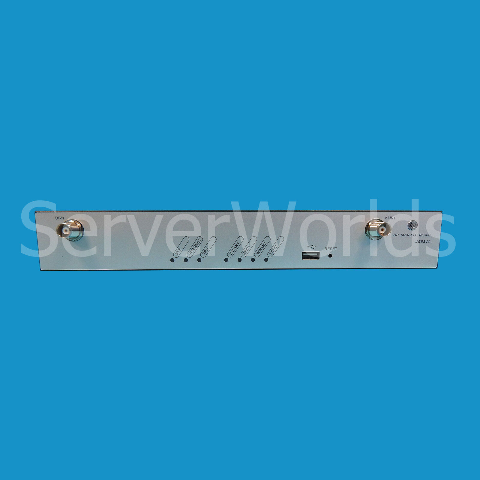 HP JG531A MSR931 Dual 3G Router - new open box