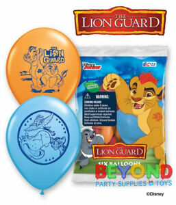 Disney-The-Lion-Guard-Printed-Latex-Balloons-Party-Decoration-Supplies