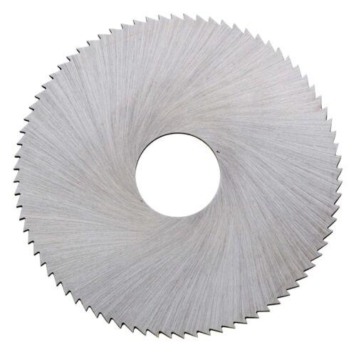 KTS Metallkreissägeblatt HSS D1837A 63 x 0,60 x 16 mm 100 Zähne
