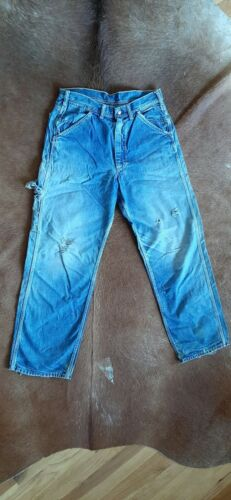 VINTAGE 1940s LEE JFIT DENIM SANFORIZED JEANS