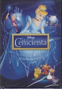 DVD-LA-CENICIENTA-DISNEY-LOS-CLASICOS-N-12-PRECINTADO