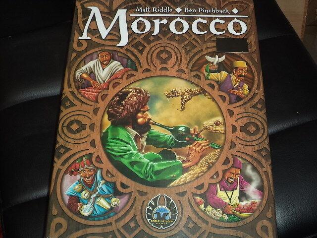 memorizzare Morocco Morocco Morocco - Gryphon giocos tavola gioco nuovo   negozio online
