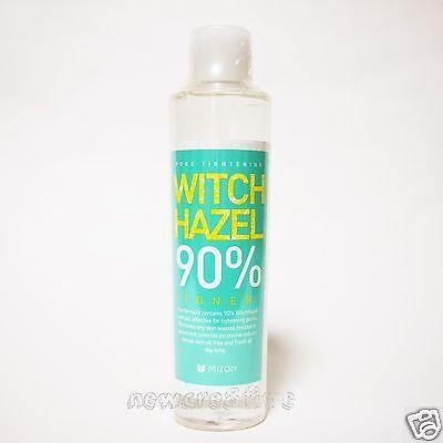 MIZON Witch Hazel 90% Toner 210ml Pore Sebum Paraben-free