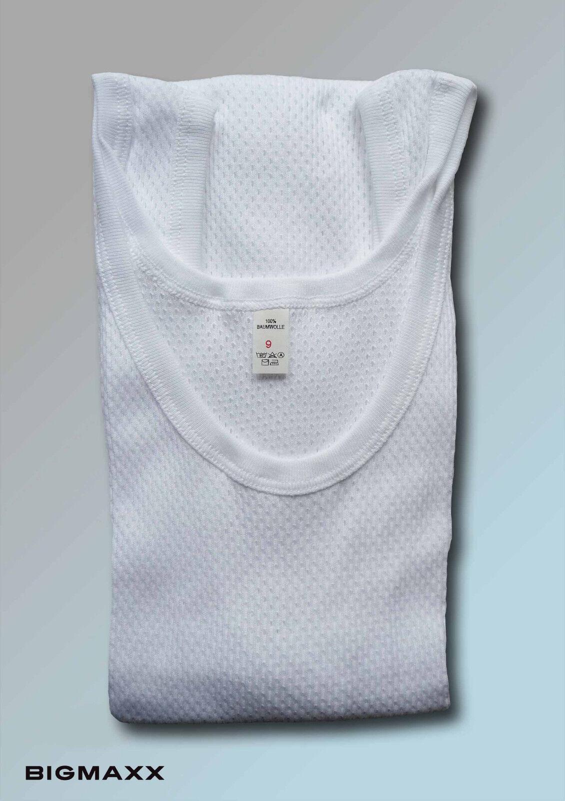 6x Set Herrenunterhemden Rippunterhemd Unterhemd Bellaripp Bellaripp Bellaripp Netzhemd weiß Gr 5-10 | Leicht zu reinigende Oberfläche  | Niedrige Kosten  | Online einkaufen  | Perfekte Verarbeitung  | Hochwertige Materialien  32ce34