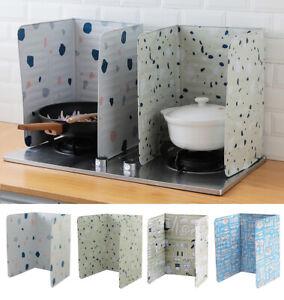 1-Home-Heat-Insulation-Aluminium-Foil-Oil-Cooking-Utensils-Grease-Splash-Baffle