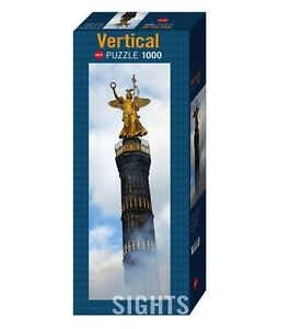 SIGHTS : VICTORY COLUMN - SIEGESSÄULE BERLIN - Heye Puzzle 29554 - 1000 Pcs.