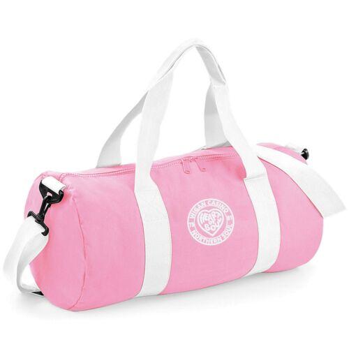 Unisex Wigan Casino Heart Of Soul Original Barrel Bag With Embroidered Logo.Ska,