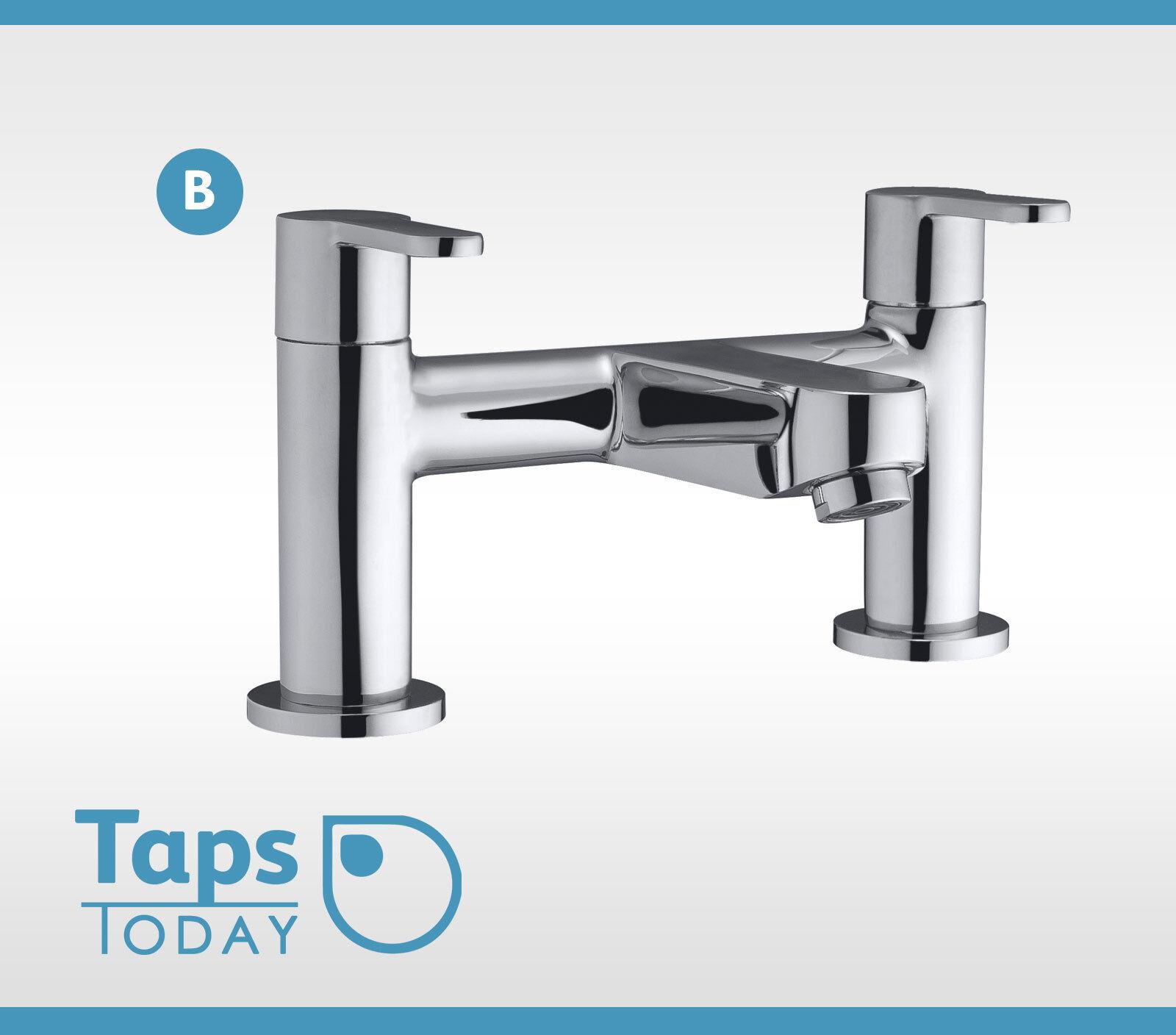 Chrome robinet salle de de de bain pop set mélangeur de bassin bain remplissage bain douche mélangeur et déchets | Un Approvisionnement Suffisant  d61bc5
