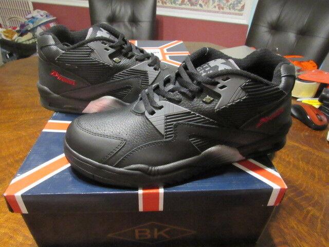 British Knights Dymacel Control Mid (Blk Charcoal) Size 13 mens sneakers NIB