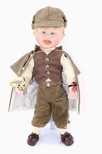 "Original Puppe  "" Kathy Barry Hippensteel ""Ashton Drake Doll ""Little Sherlock """