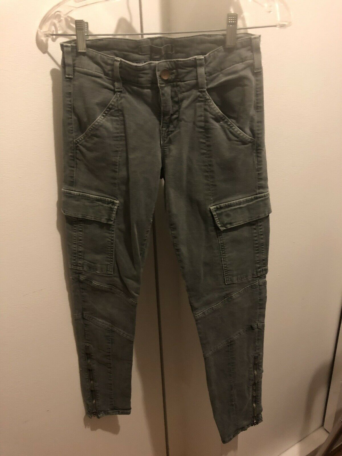 J brand jeans Army Cargo Pants Size 25