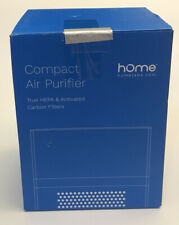 Quietly Ionizes and Purifies A Details about  /hOmeLabs 3-in-1 Compact Ionic HEPA Air Purifier
