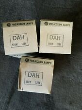 One Ge Projector Lamp Bulb Dah 120 V 500 W Nos Dahdek Dfw Dhn Djhansi