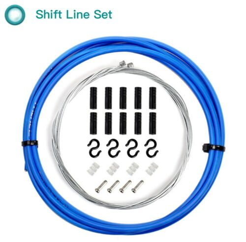 Shift Line Bicycle Brake Cable Sets MTB Road Bike Universal Housing Kit Gear