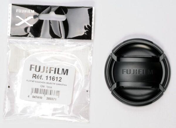 Fuji Flcp-67 Bouchon D'objejectif 67mm
