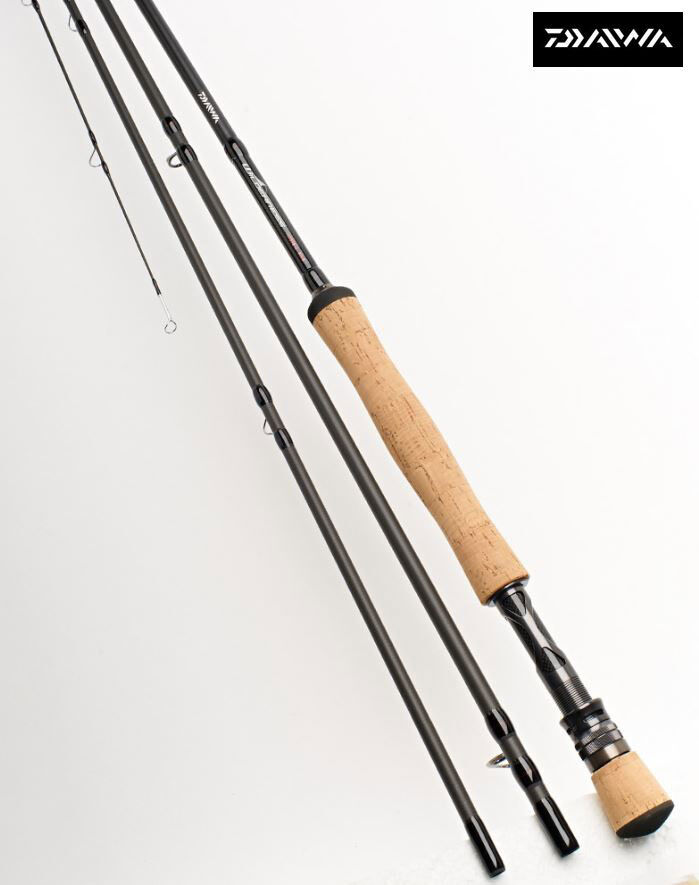 New Daiwa Wilderness Trout  Fly Fishing Rods - All Models Available  discount store