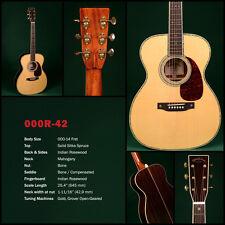 SIGMA Gitarre 000R-42 SIGMA GUITARS +Abaloneeinlagen TOP TEST Fachmagazin 2.Wahl