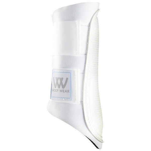 NEW Woof Wear Sport Brushing Boot- White- Various Sizes
