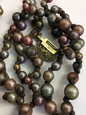 Konplott  by Miranda Ko Halskette Necklace Pearls in Negligee