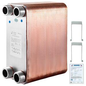 Heat Exchanger, Brazed Plate Heat Exchanger, 90 Plate Heat Exchanger for Heating