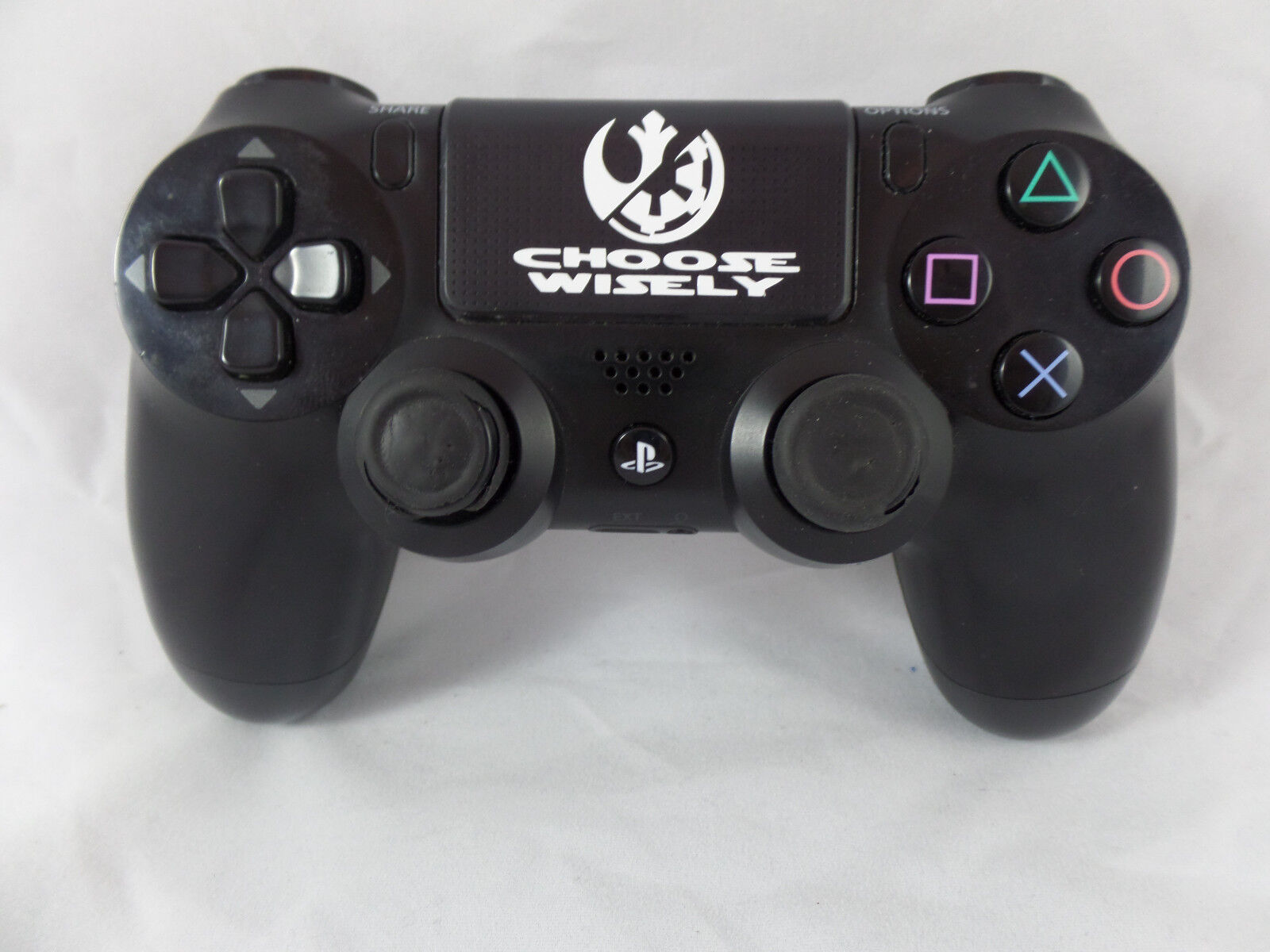 Playstation 4 PS4 Controller Star Wars Choose Wisely ...
