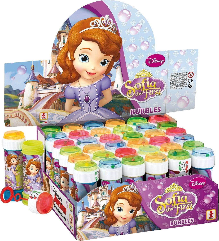 Box von 36 Or 6 Girls Kinder Sofia die Erste Seifen Prinzessin