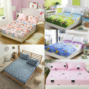 Animal-Print-Bed-Sheets-Cute-Full-Fitted-Bedding-Cover-King-Queen-Size-Decor