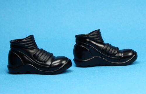 Barbie Black Label Divergent Tobias Four Black Sport Boots Shoes for Ken Ryan