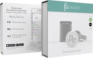 NEW Flic Wireless Single Bluetooth Smart Music Button RTLP002 Bluetooth control