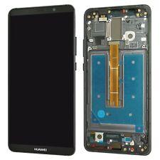 Huawei Mate 10 Pro Komplettes LCD Display Touchscreen Grau Schwarz mit Rahmen !