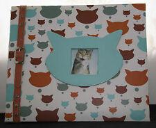 Cat Themed Photo Album by Sticker Studio