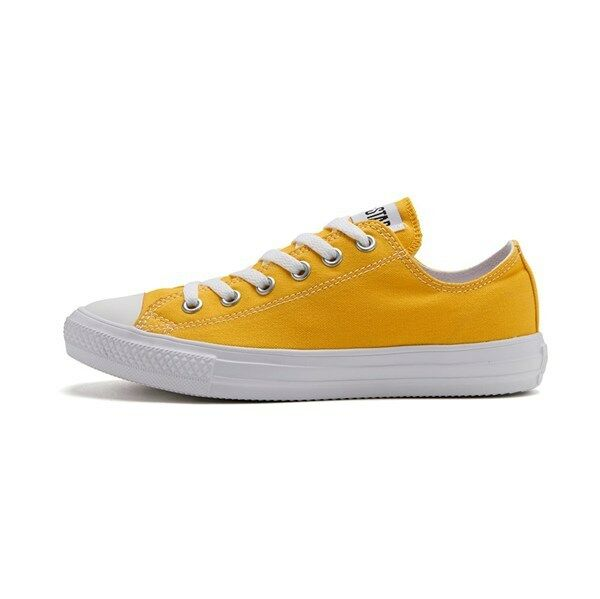 CONVERSE ALL STAR LIGHT OX Gelb Limited Chuck Taylor Japan ABC-MART Exclusive