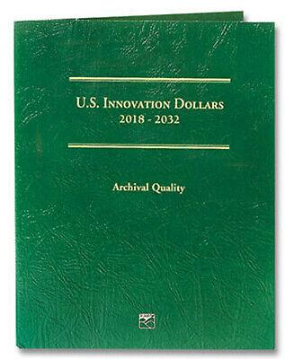 Littleton Coin Folder New Innovation Dollars 2018 2032 Educational Color Album