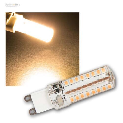 G9 LED Mini Stiftsockellampe Birne Silicia 360° 230V 180//320lm Leuchtmittel