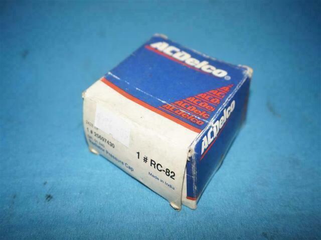 Radiator Cap ACDelco GM Original Equipment RC104