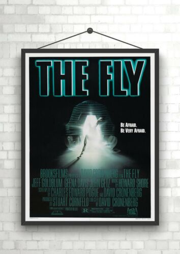 The Fly Vintage Classic Large Movie Poster Print A0 A1 A2 A3 A4