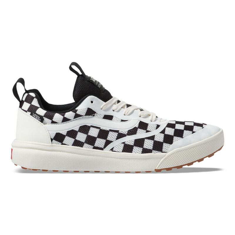 New Vans Ultrarange Rapidweld Checkerboard Marshmallow/black Sneakers Shoes 2019