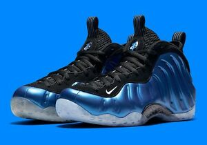 buy popular 3ade5 d2461 Image is loading 2017-Nike-Air-Foamposite-One-Royal-Blue-Retro-