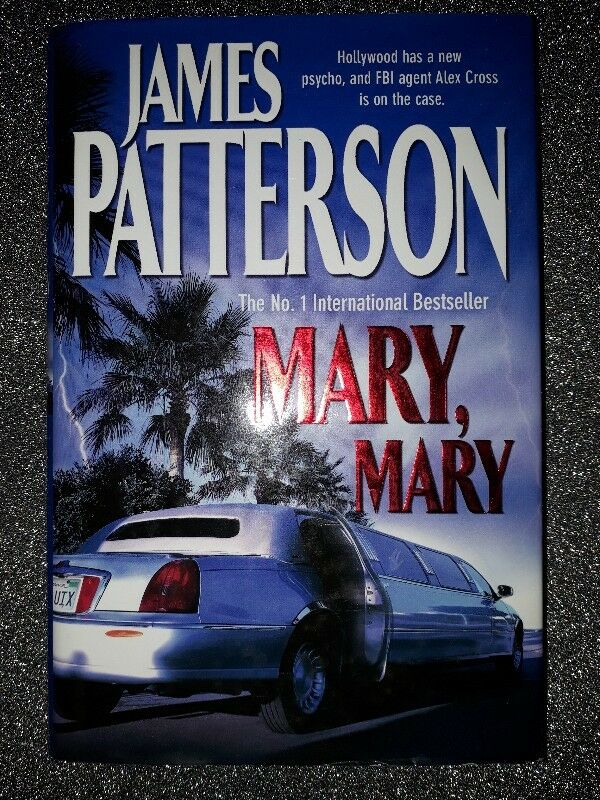 Mary, Mary - James Patterson - Alex Cross #11.