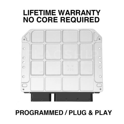 Engine Computer Programmed Plug/&Play 2009 Pontiac Vibe 89661-02L30 2.4L AT PCM