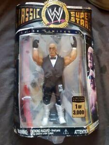 Hulk Hogan En Smoking Wwe Jakks Classic Superstars Limited Edition Figure 2006-afficher Le Titre D'origine S6l3aei5-07164717-489783327