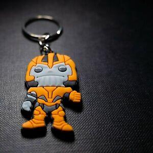 Marvel-Avengers-Thanos-PVC-Kawaii-Cute-Cartoon-Novelty-Keyring-Keychain-Gift-Bag