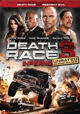 Death Race 3: Inferno (DVD,2013)