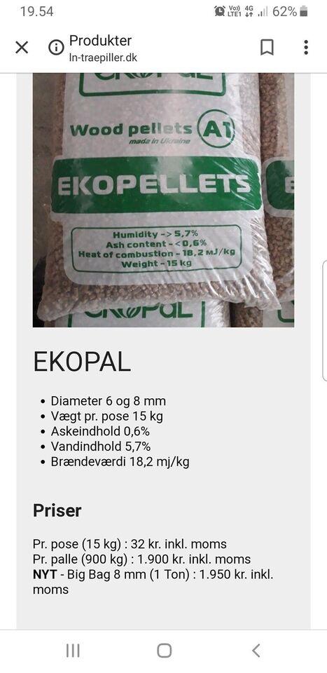 Træpiller